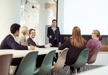 Presentation und workshops