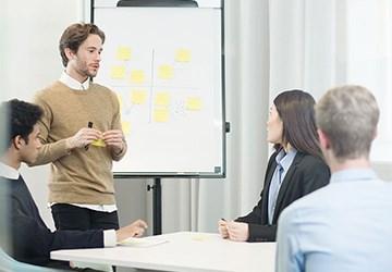 Bewerbertrainings und Workshops
