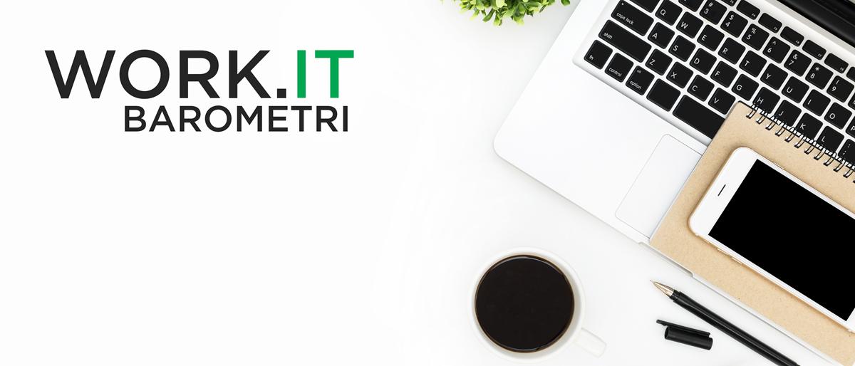 Work.IT Barometri paljastaa IT-alalla tikittävän aikapommin. IT-ala. IT-rekrytointi. IT-ammattilaiset.