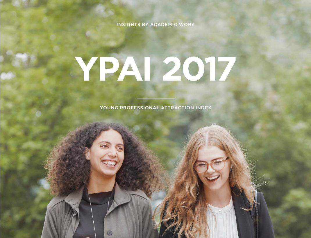 Mitä nuoret ammattilaiset haluavat työnantajaltaan? Lataa tuore YPAI-tutkimus!